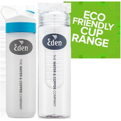 Eden Refillable Water Bottles