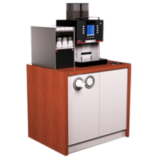 Single Coffee Cabinet