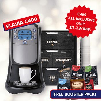 Flavia C400 All Inclusive Rental Offer