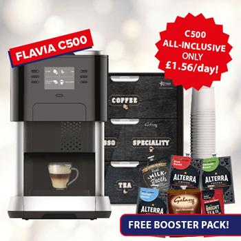 Flavia C500 All Inclusive Offer
