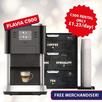 FLAVIA C500 Rental Offer