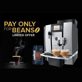 Pay Only For Beans