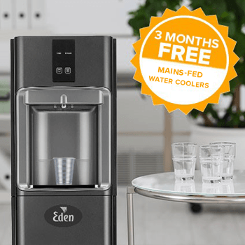 Mains-Fed Water Coolers 3 Months Free