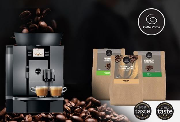Caffe Prima Coffee Beans