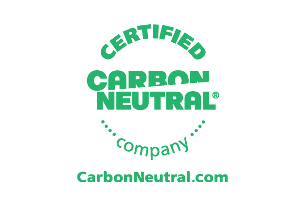 We are Carbon Neutral
