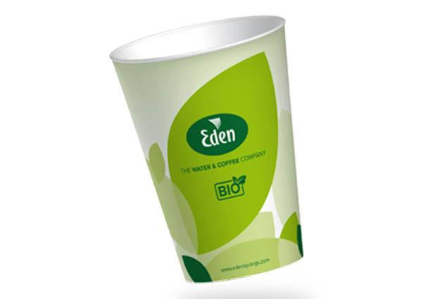 Eden Bio Cup Paper Water Cup Innovation