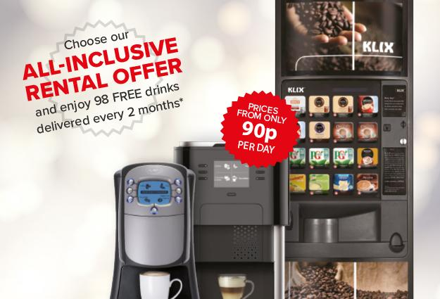 Office Coffee Machine Offers